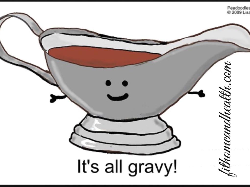 smooth turkey gravy my ladle of love rich turkey gravy recipe yummly ...